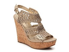 Guess Vannora Wedge Sandal