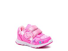 Peppa Pig Jogger Girls Toddler Light-Up Sneaker