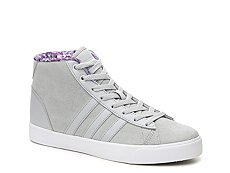 adidas NEO Cloudfoam Daily QT High-Top Sneaker - Womens