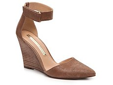 Audrey Brooke Esther Wedge Pump