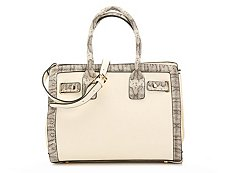 Kelly & Katie Accordian Satchel
