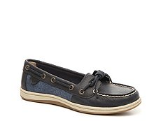 Sperry Top-Sider Barrelfish Denim Boat Shoe