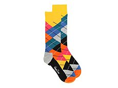Happy Socks Argyle Mens Dress Socks