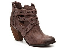 Not Rated Enzo Western Bootie