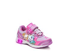 Nickelodeon Paw Patrol Girls Toddler Light-Up Sneaker