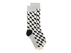 Happy Socks Filled Optic Mens Dress Socks