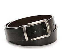 Florsheim Perforated Leather Belt