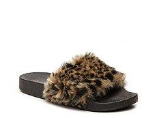 Qupid Booboo-01 Slide Sandal