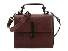 Kendall + Kylie Minato Leather Mini Satchel