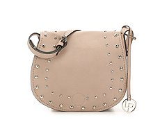 Linea Pelle Studded Crossbody Bag
