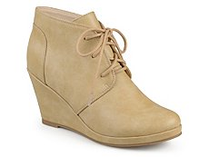 Journee Collection Gentry Wedge Bootie