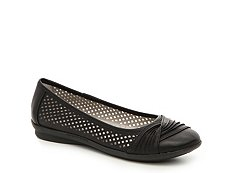 Cliffs by White Mountain Harlyn Ballet Flat