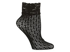 Jessica Simpson Lace Womens Ankle Socks