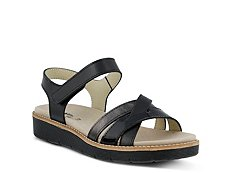 Spring Step Elzira Wedge Sandal