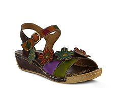 L' Artiste by Spring Step Belladonna Wedge Sandal