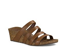Teva Ysidro Slide Wedge Sandal