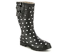 Chooka Downtown Dot Rain Boot