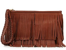 B-Low The Belt Twiggy Leather Clutch