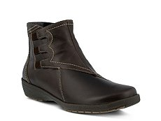 Spring Step Viking Wedge Bootie