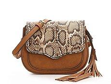 La Diva Tassel Crossbody Bag
