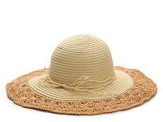 Kelly & Katie Crochet Panama Hat