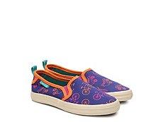 Chooze Move Coast Girls Toddler & Youth Slip-On Sneaker