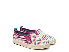 Chooze Move Beam Girls Toddler & Youth Slip-On Sneaker