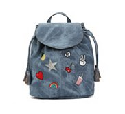 Mix No. 6 Bruit Patchwork Backpack