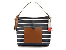 Kelly & Katie Campwood Hobo Bag