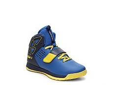 And 1 Tempest Boys Youth High-Top Basketball Shoe