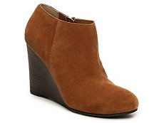 Restricted Wave Wedge Bootie