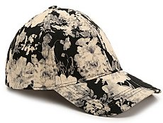 David & Young Floral Baseball Cap