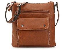 Kate + Alex Cuffaro Front Pocket Crossbody Bag