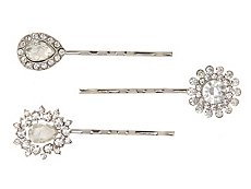 Allure Classic Bobby Pins - 3 Pack