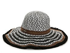 Steve Madden Tribal Floppy Hat