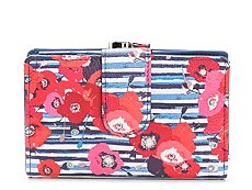 Kelly & Katie Poppy Indexer Wallet