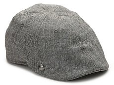Perry Ellis Suiting Driver Newsboy Cap
