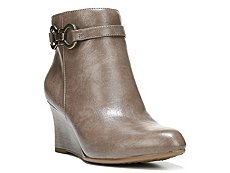 LifeStride Rebel Wedge Bootie