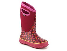 Bogs Sweet Pea Girls Toddler & Youth Rain Boot