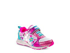 Disney Minnie Girls Toddler Light-Up Sneaker