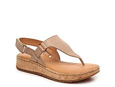 Born Jenelle Wedge Sandal