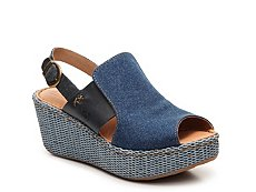 Born Aubryn Wedge Sandal