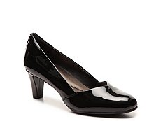 Easy Spirit Albie Patent Pump