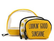 Violet Ray Lookin Good Sunshine Cosmetic Bag