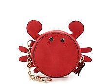 Violet Ray Crab Coin Purse