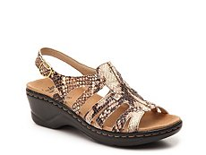 Clarks Lexi Marigold Wedge Sandal