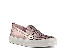 Nine West Oletta Metallic Slip-On Sneaker