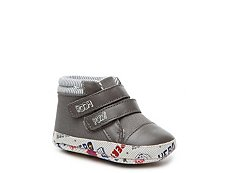 Rosie Pope Hero Boys Infant High Top Crib Shoe