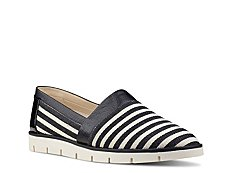 Nine West Uala Striped Slip-On