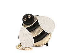Violet Ray Bee Coin Purse